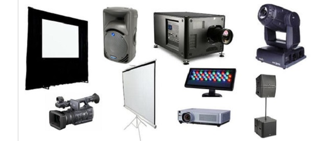 Presentation Equipments
